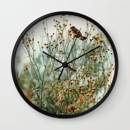 The Goldfinch Wall Clock