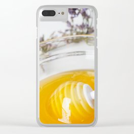 fresh honey Clear iPhone Case
