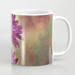 Flower and Dew - Red Flower Coffee Mug