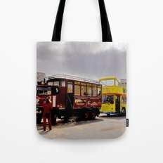 Vintage or Modern Tote Bag