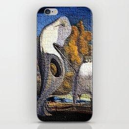 Dali Inspiration iPhone Skin