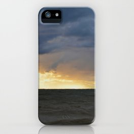 Waves & Storm 7 iPhone Case