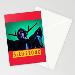 sieg zeong Stationery Cards
