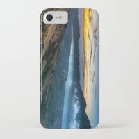 indonesia iPhone & iPod Cases featuring Batur Indonesia HDR by Santiago Billy