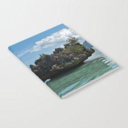 Crystal Rock, Mauritius Notebook