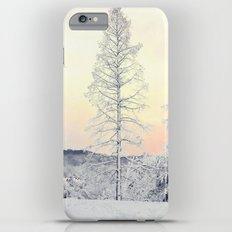 winter wonderland iPhone 6 Plus Slim Case