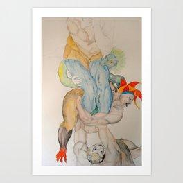 Michelangelo ... Art Print