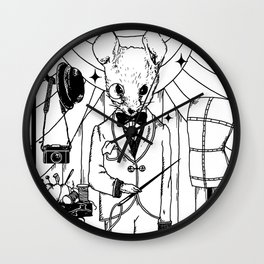 Jaques The Mouse Wall Clock