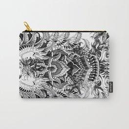 Heraldic Phoenix Carry-All Pouch