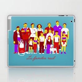 LA FAMILIA REAL Laptop & iPad Skin