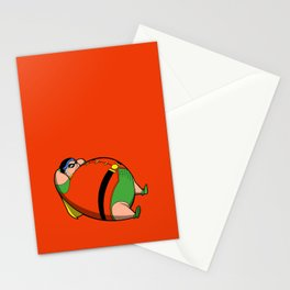 Tuby : Classic Robin Stationery Cards