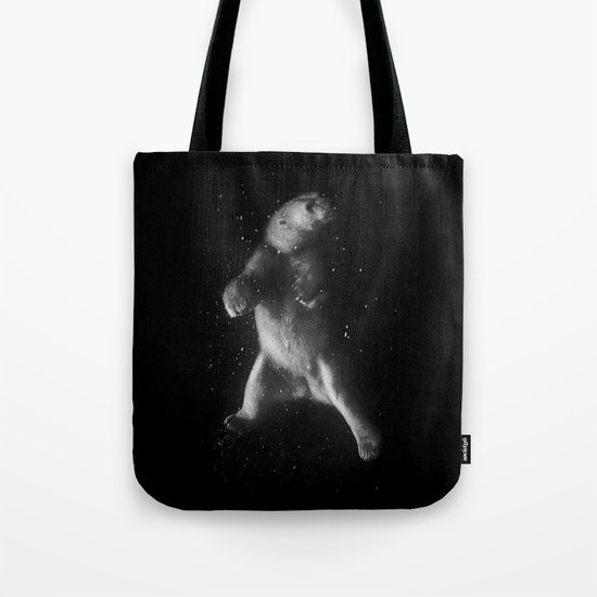 Polar Bear Dream Tote Bag