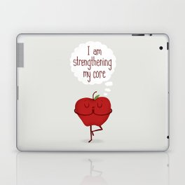 Apple Core Workout Laptop & iPad Skin