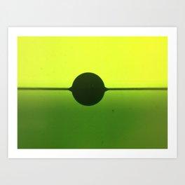 Lost Leaders #35 minimal 2 Art Print