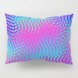 Crazy Waves Pillow Sham