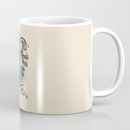 BRAVE THE DEPTHS Coffee Mug