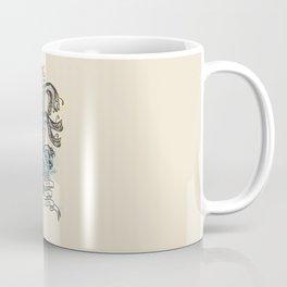 BRAVE THE DEPTHS Coffee Mug
