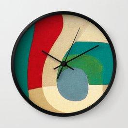 Nanã Wall Clock