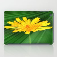 the shining iPad Cases featuring Shining through.... by Cherie DeBevoise