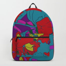 summers grace #2 Tropical Backpack
