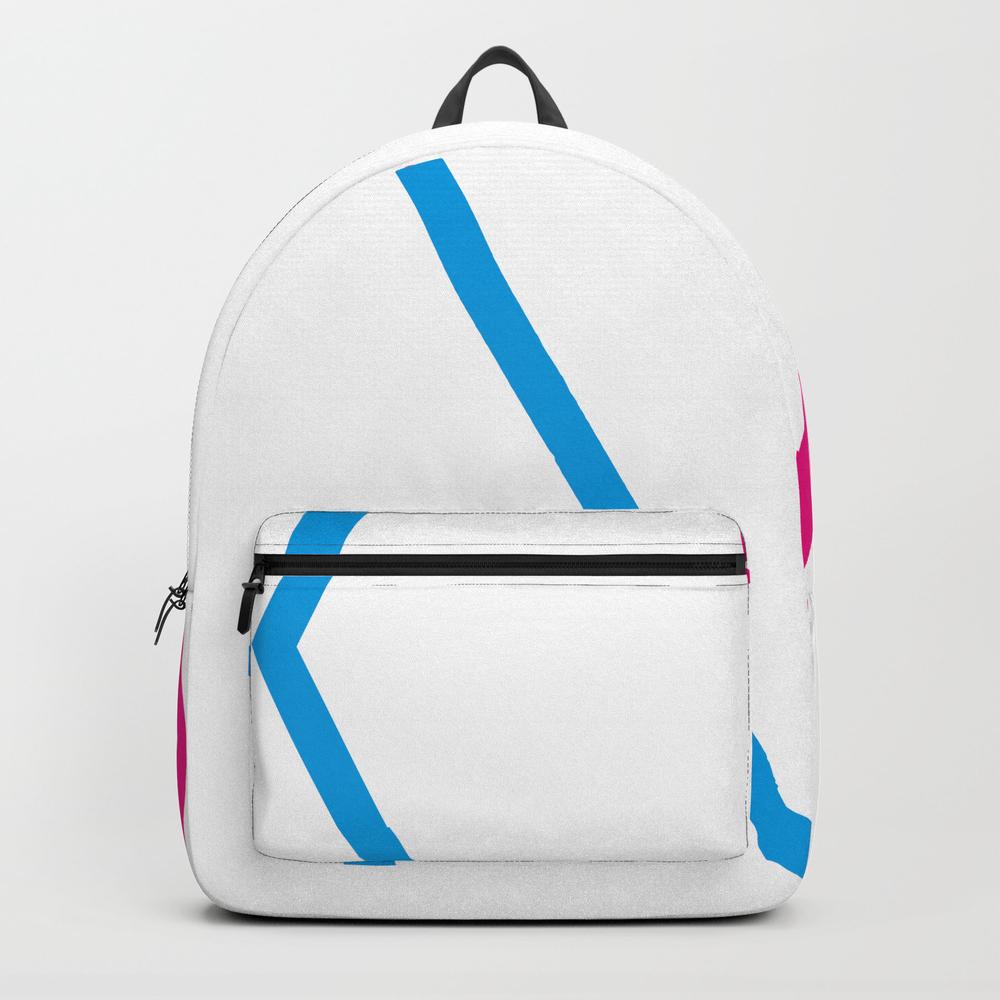 Large Loveshack Logo Backpack by Loveshackdublin BKP8383040