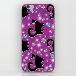 Fabulous Felines take 2 iPhone Skin