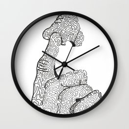 Don't be so picky Wall Clock