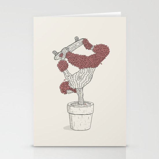 Handplant Stationery Cards
