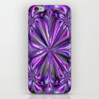 angel wings iPhone & iPod Skins featuring Angel Wings by Sartoris ART