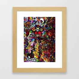 Beautiful Predators Framed Art Print