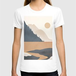 Minimalistic Landscape IV T-shirt