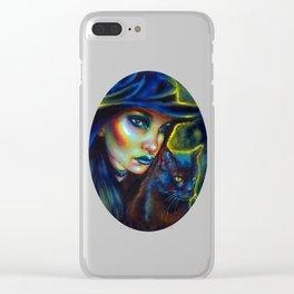 My spirit animal Clear iPhone Case