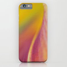 Day Lily Abstract iPhone 6s Slim Case