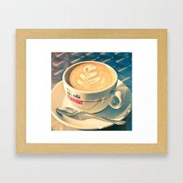 Coffee Art Framed Art Print