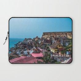 Popeye's Village Laptop Sleeve