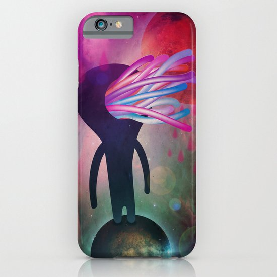 spappa_nell'universo iPhone & iPod Case