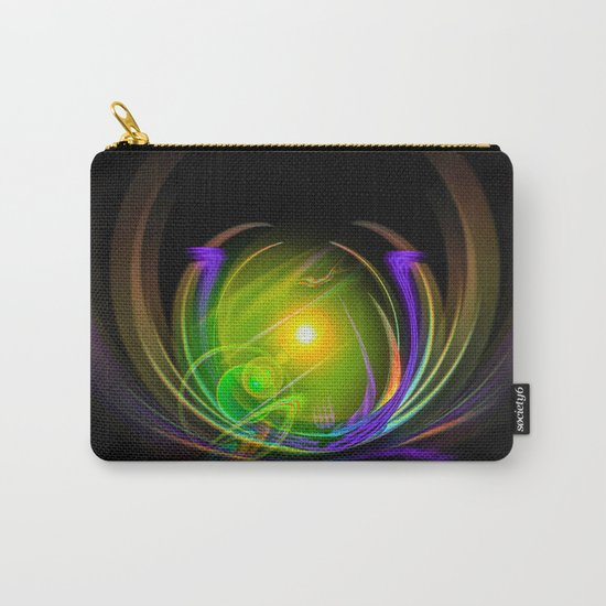 Magical Light and Energy 11 Carry-All Pouch