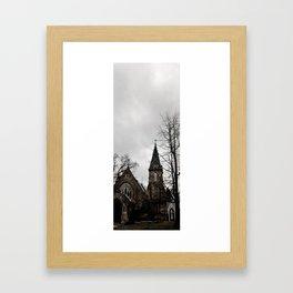 The end? Framed Art Print