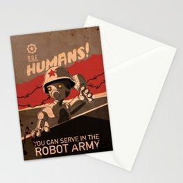 Propaganda Series 6 Stationery Cards