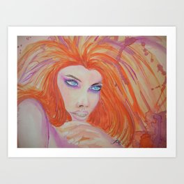Dream in Color Art Print
