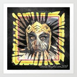 Wonder Curmudgeon #20 Art Print