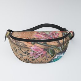 Begin Each Day with a Grateful Heart Fanny Pack