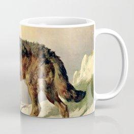 Sibirischer Wolf Coffee Mug