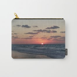 northern coast egypt sunset 4 Carry-All Pouch
