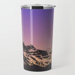 Athabasca Mountain Graphic Travel Mug