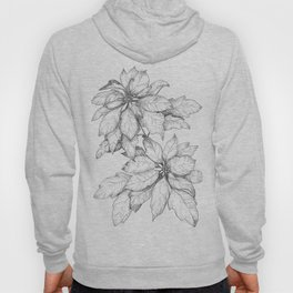 The December Birth Flower Hoody