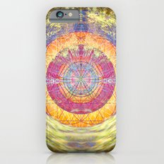 Hidden Mandala iPhone 6s Slim Case