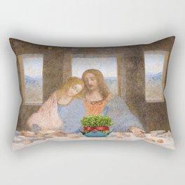 #Nowruz Rectangular Pillow