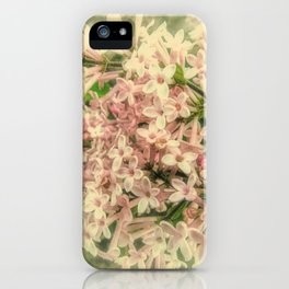 Spring Lilac A425 iPhone Case