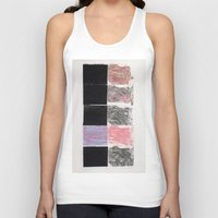hands Tank Tops featuring HANDS by Brandon Neher